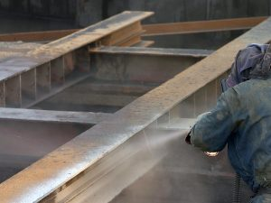 common-sandblasting-mistakes-steel-beam