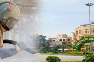 Dịch vụ phun cát làm sạch bề mặt tại Hưng Yên