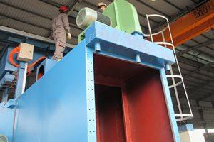 Dịch vụ sửa chữa nâng cấp máy phun cát
