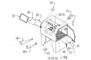 Quy trình kiểm tra bảo dưỡng tủ phun cát TNT