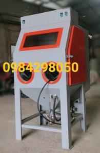 máy sanding xử lý bề mặt nhôm nhựa